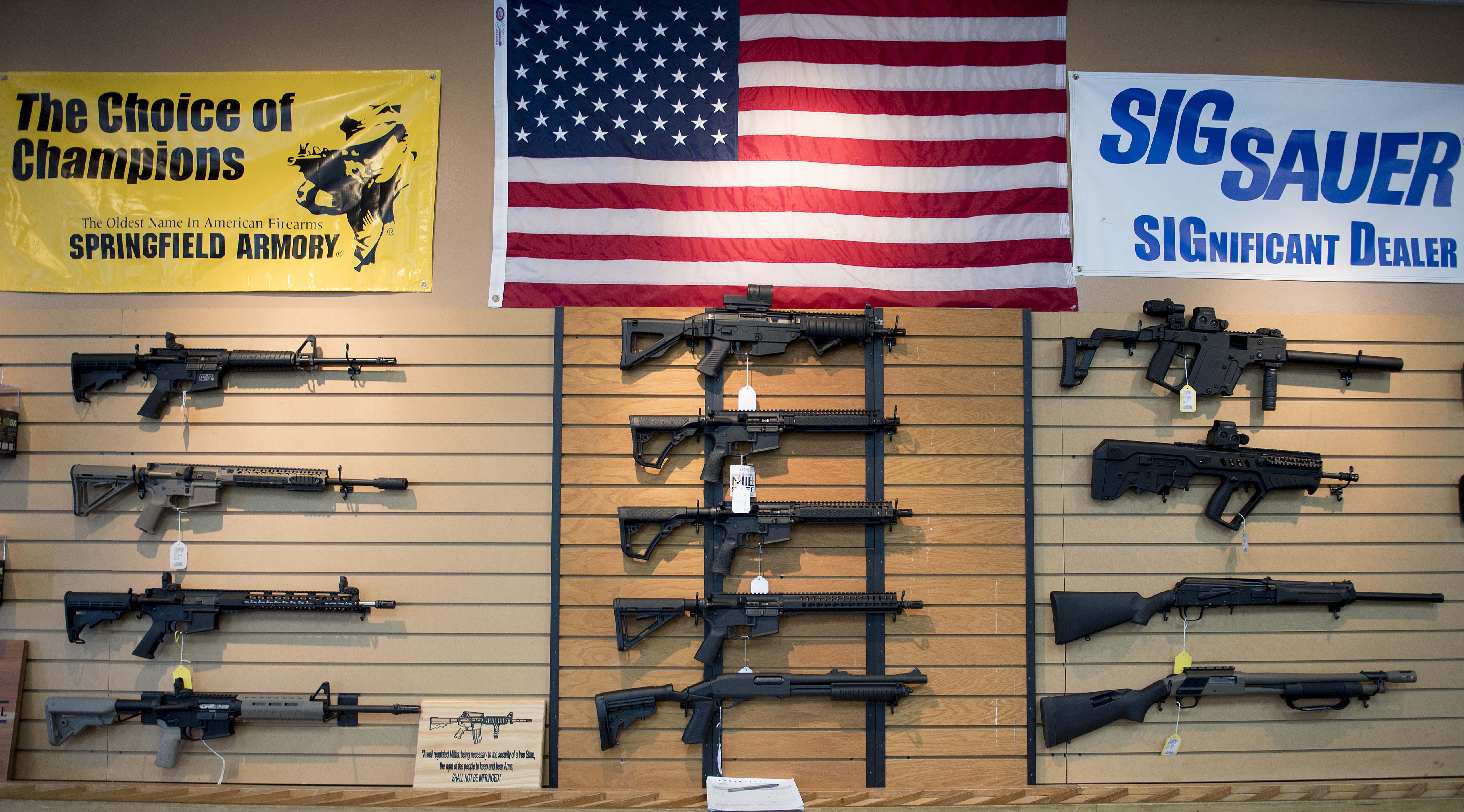 A Closer Look at Our Dark Obsession With Guns Looking