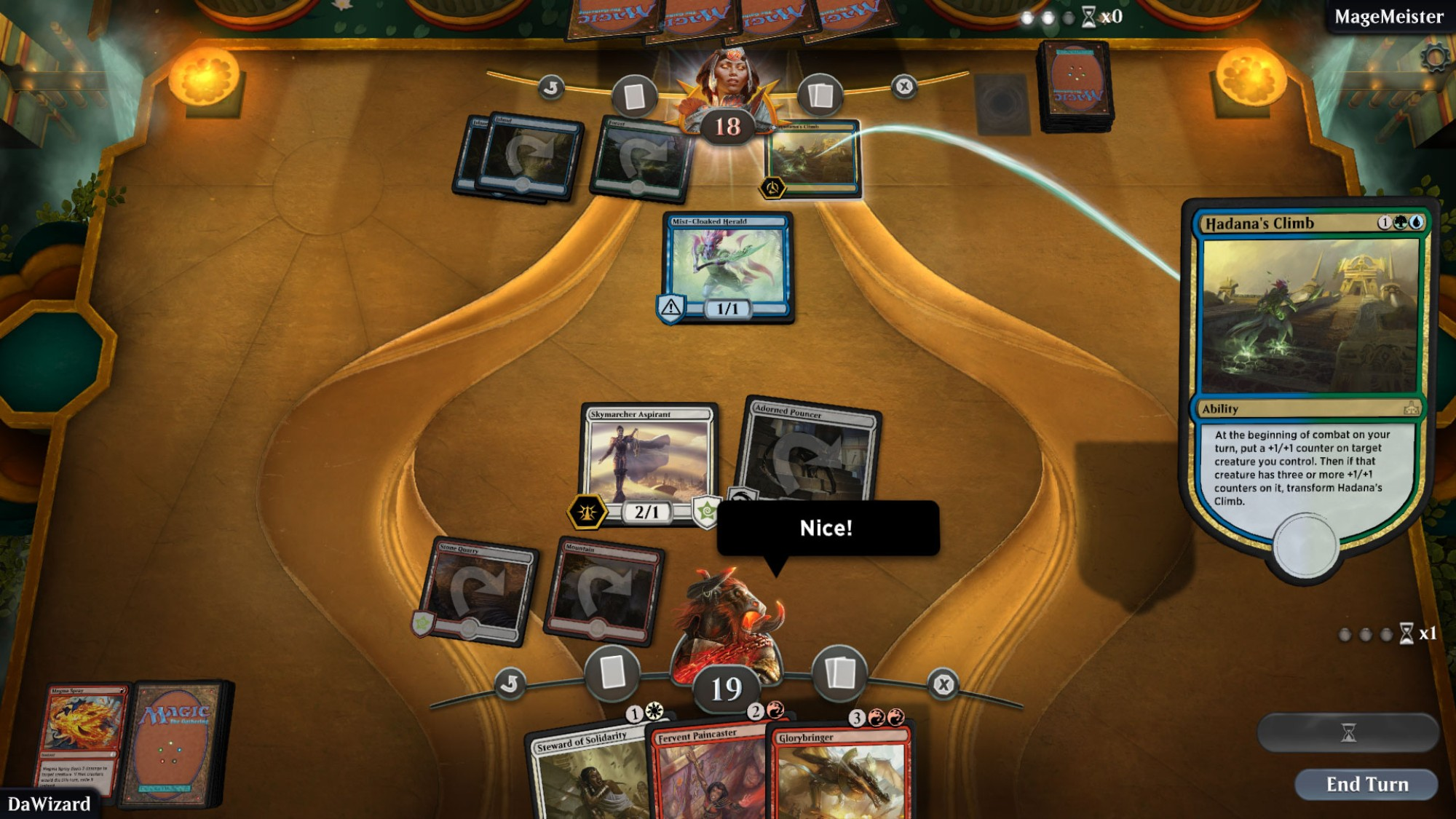 Magic: the Gathering Arena' Is a Game I've Wanted for 15
