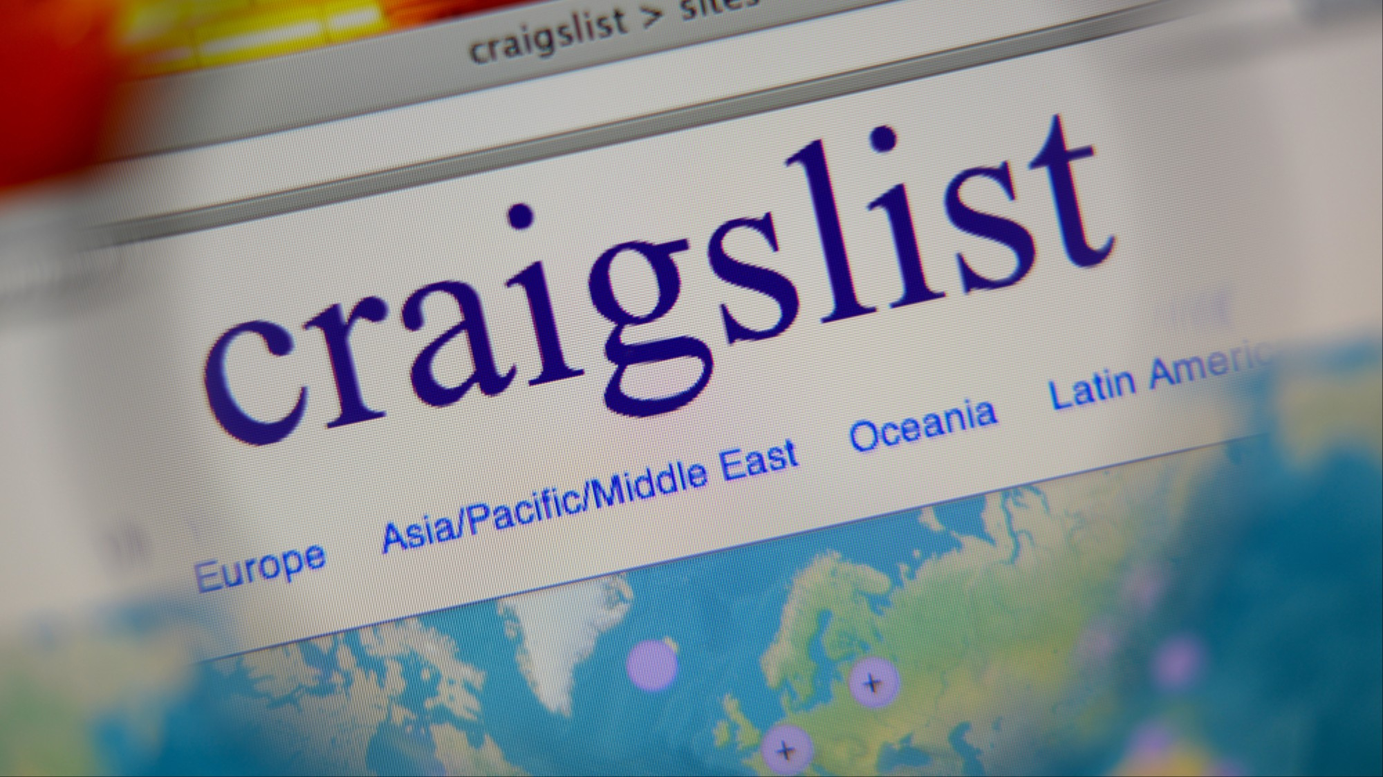 Craigslist Just Nuked Its Personal Ads Section Because of a