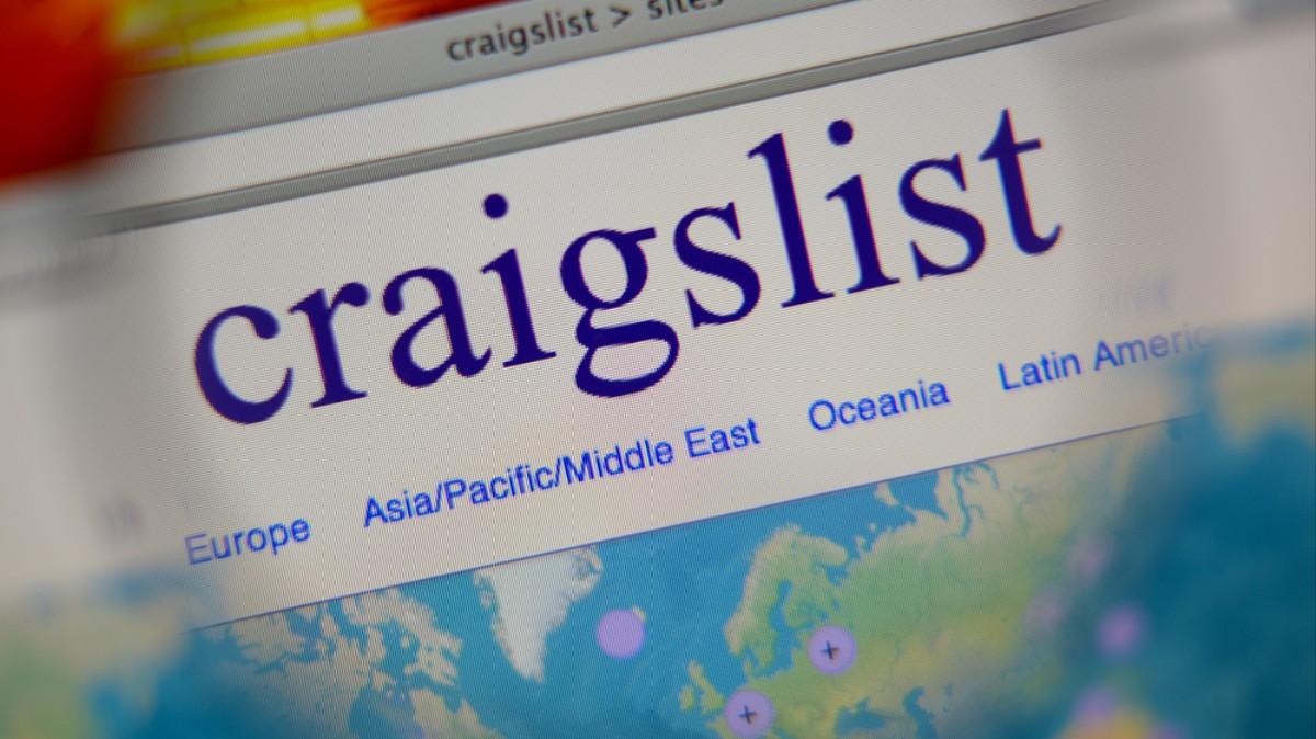 Moderno Dónde Publicar Currículum En Craigslist Friso - Ejemplo De ...