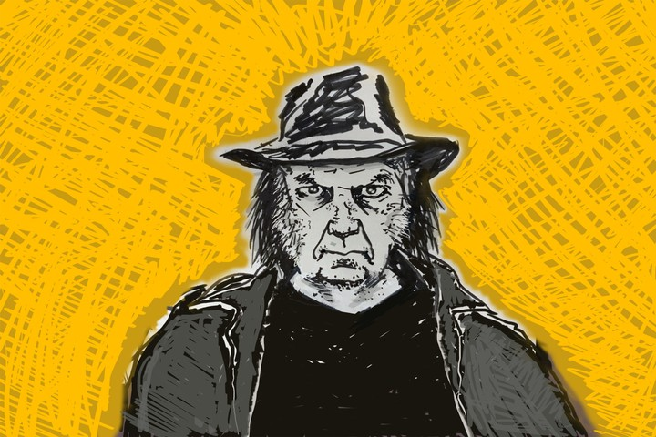 Smoke Some Weed, Take a Walk, and Read This Interview With Neil Young - VICE