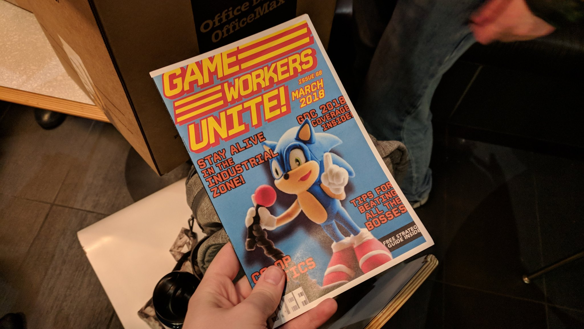 After Destroying Lives For Decades, Gaming Is Finally Talking Unionization