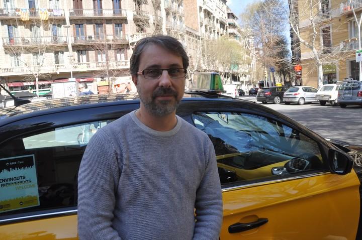 Fui en Uber, Cabify y taxi por Barcelona para entender por qué se pelean
