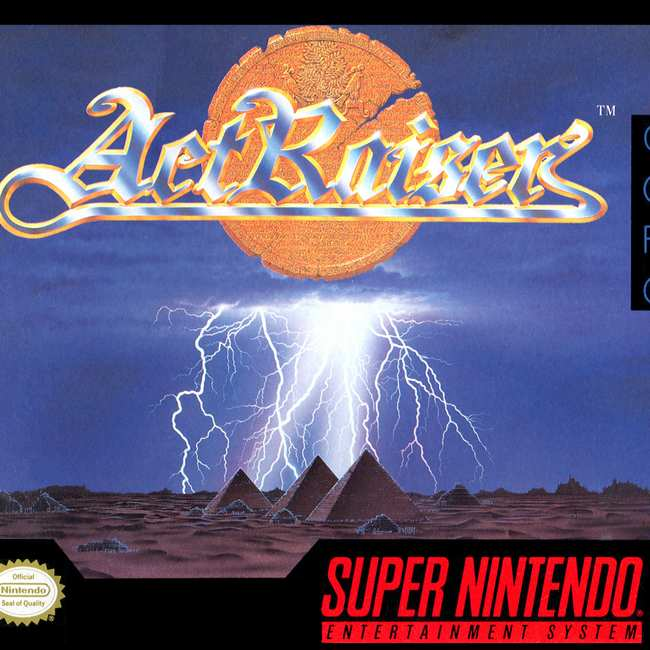 ActRaiser' Was More Than an SNES Classic, It Was a Leap of