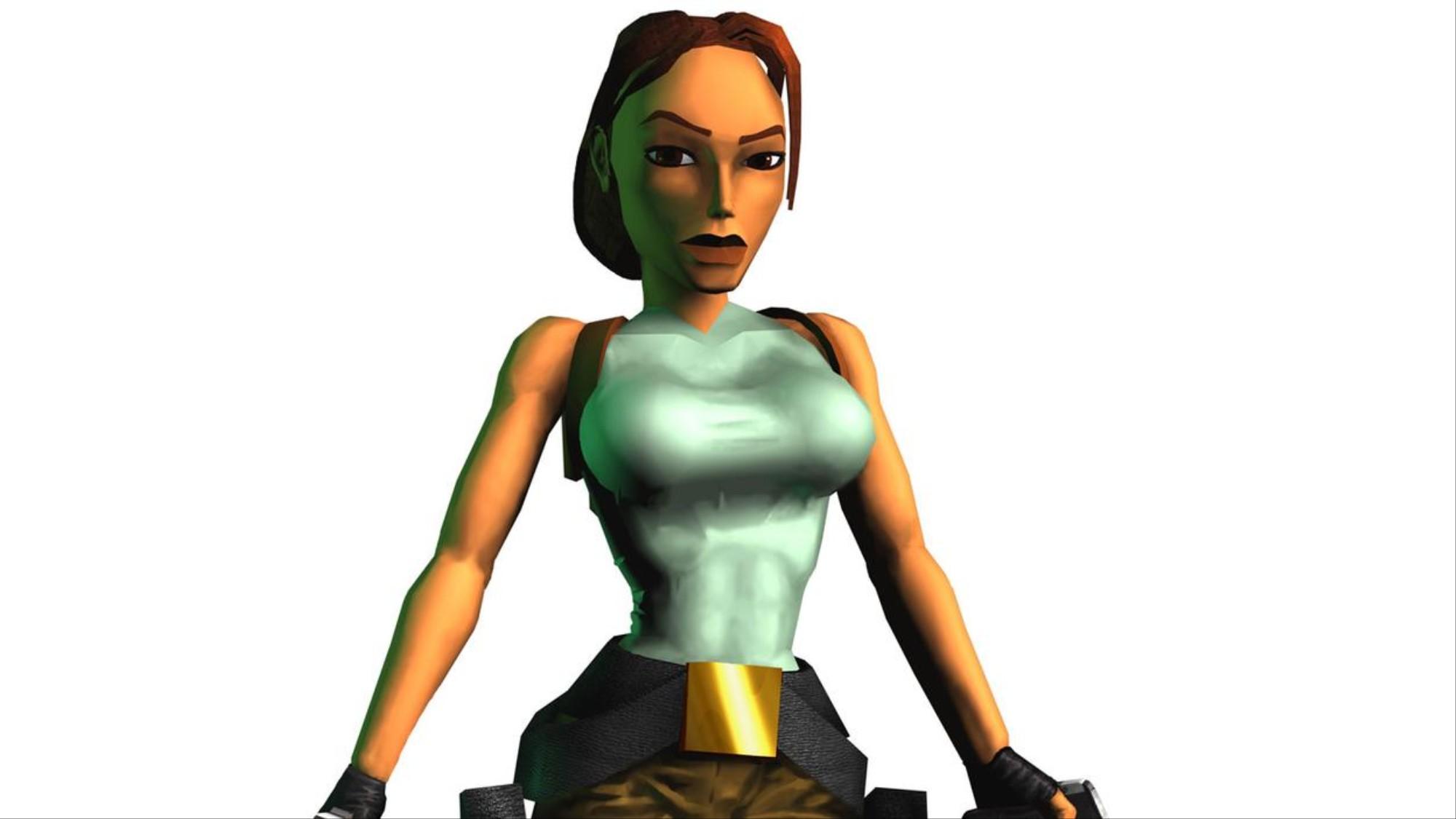 Lara Croft Feminist Hero Or Just Another Male Fantasy I D
