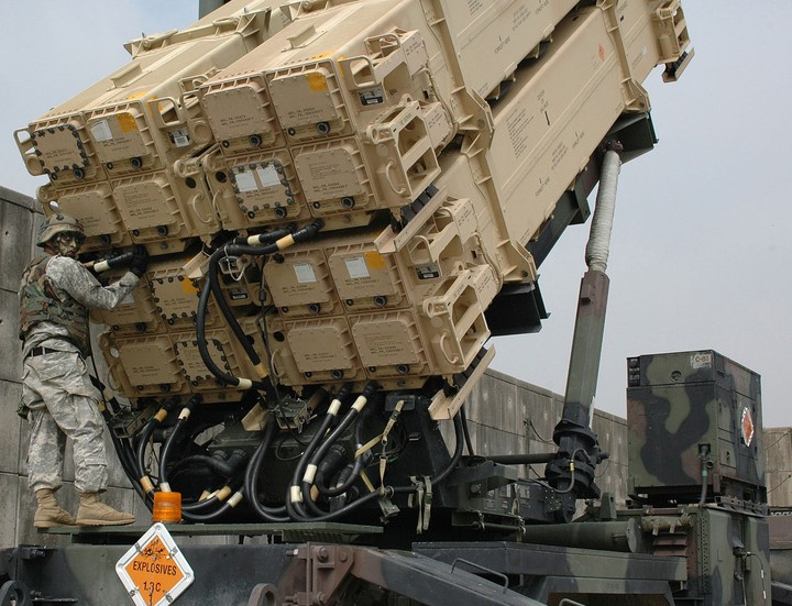 US-Made Missile Defenses Spectacularly Failed in Saudi Arabia