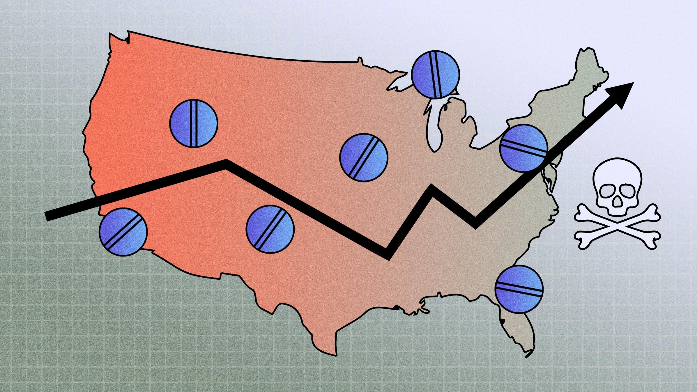 Terrifying Xanax Resurgence in America
