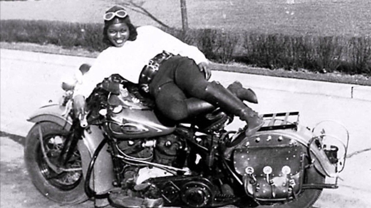 The black woman who biked across the us alone during the 1930s jim crow era vice