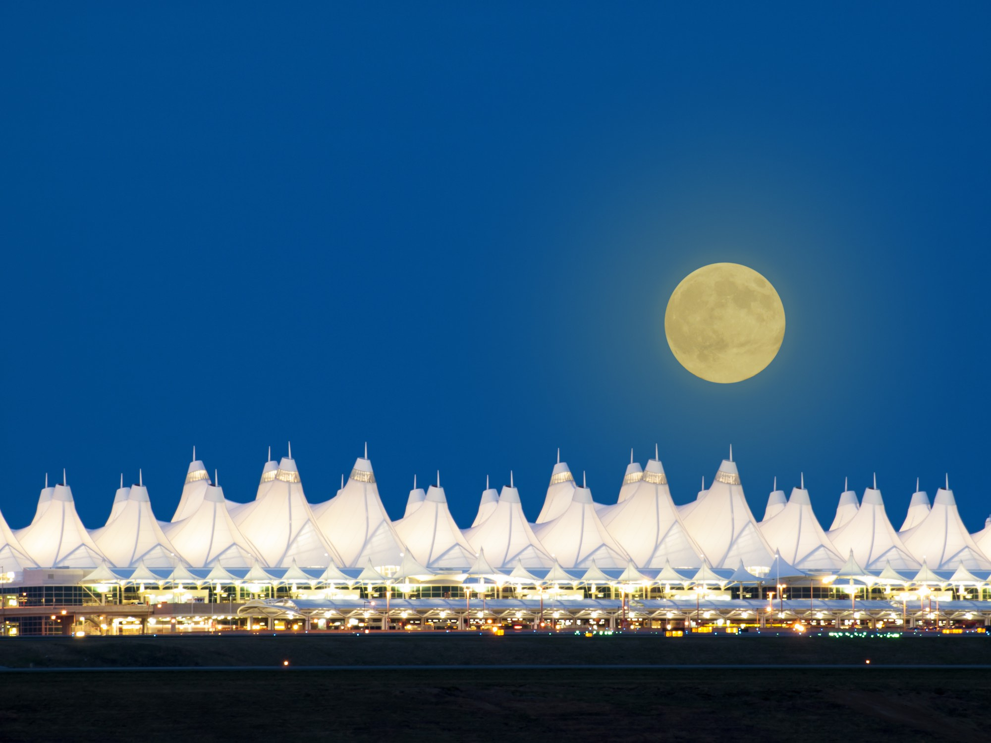 We Analysed Evidence That the Denver Airport Is the Illuminati