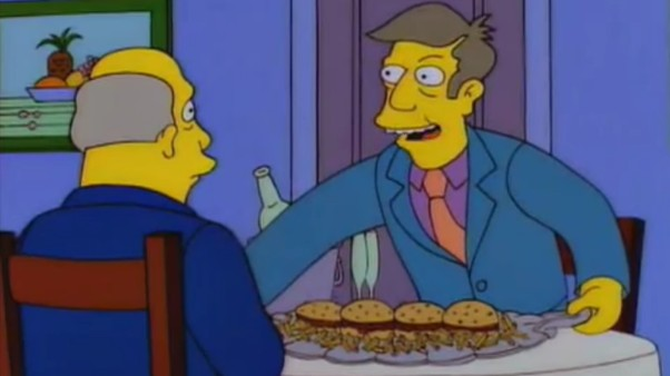 This Simpsons-Gorillaz Mashup Is Better Than Mouthwatering Steamed Hams