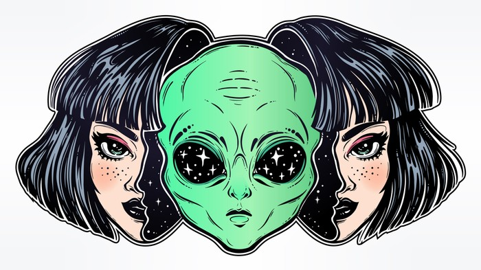 If You've Met Aliens While on DMT, These Scientists Would Like to Hear From You