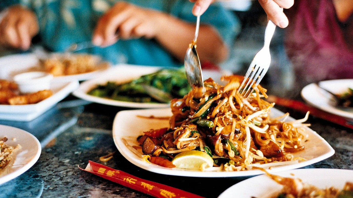 During my three years in New York City, Thai food was my default takeout and delivery order. This was a matter of both convenience and taste—th