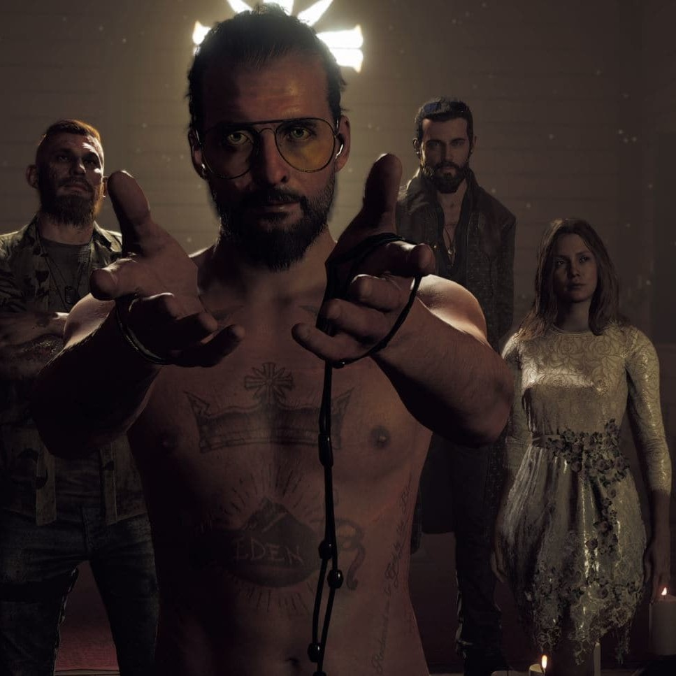 The Silent Protagonist Of Far Cry 5 Sucks