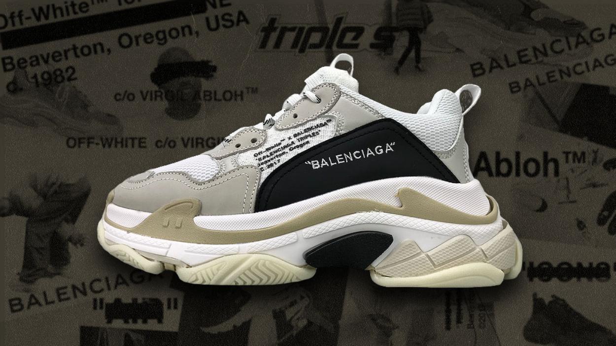 Making Knockoff Designer Sneakers