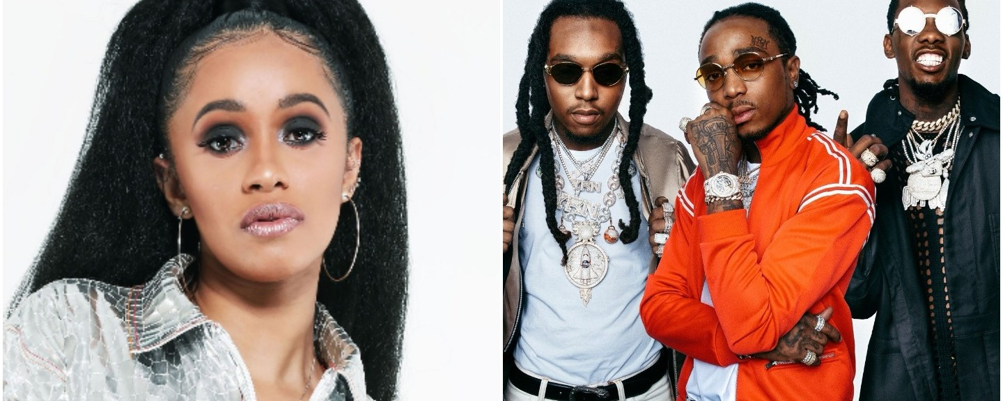 Cardi B And Migos Go Hard On New Track Drip