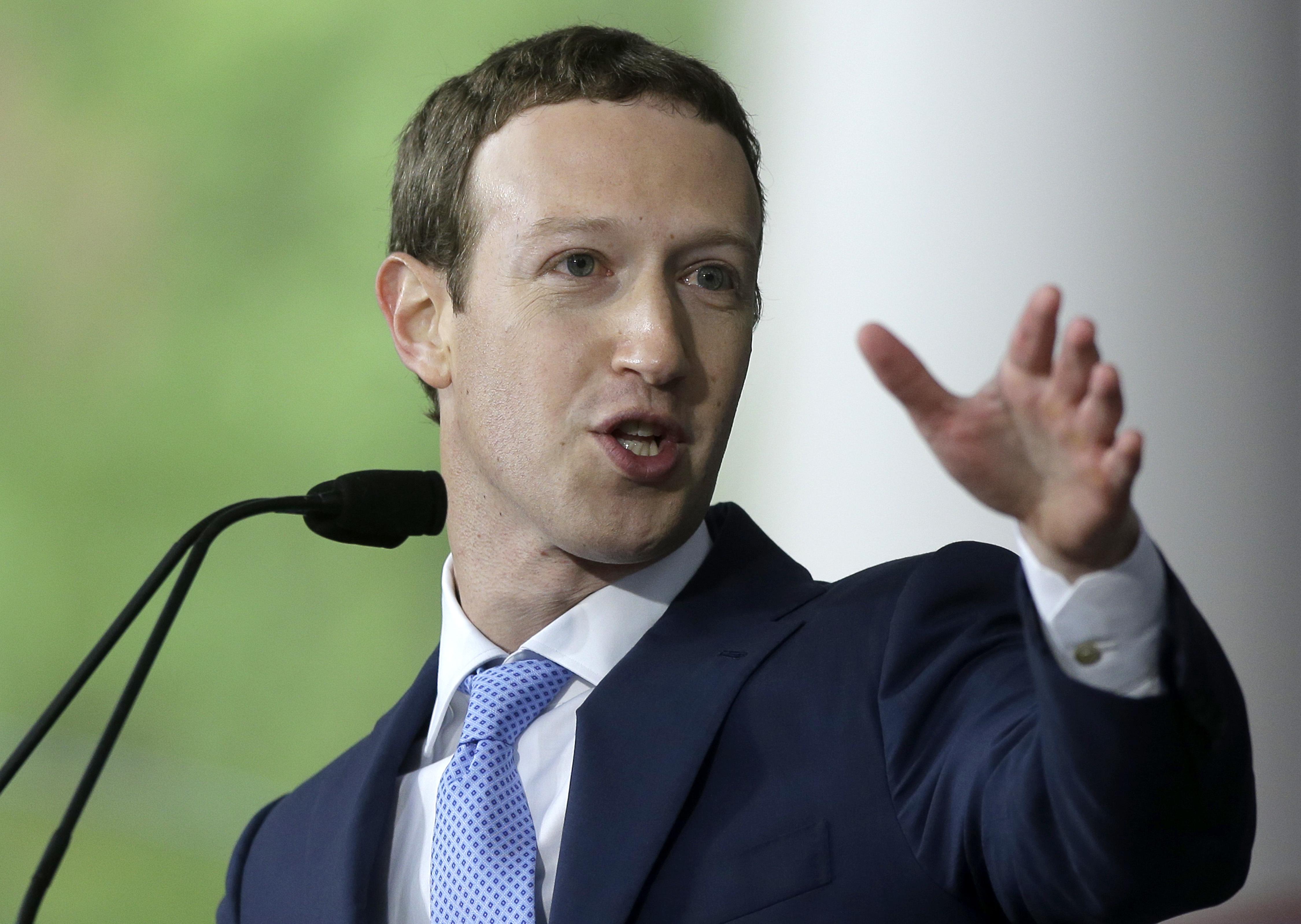 Mark Zuckerberg will finally testify before Congress – VICE News