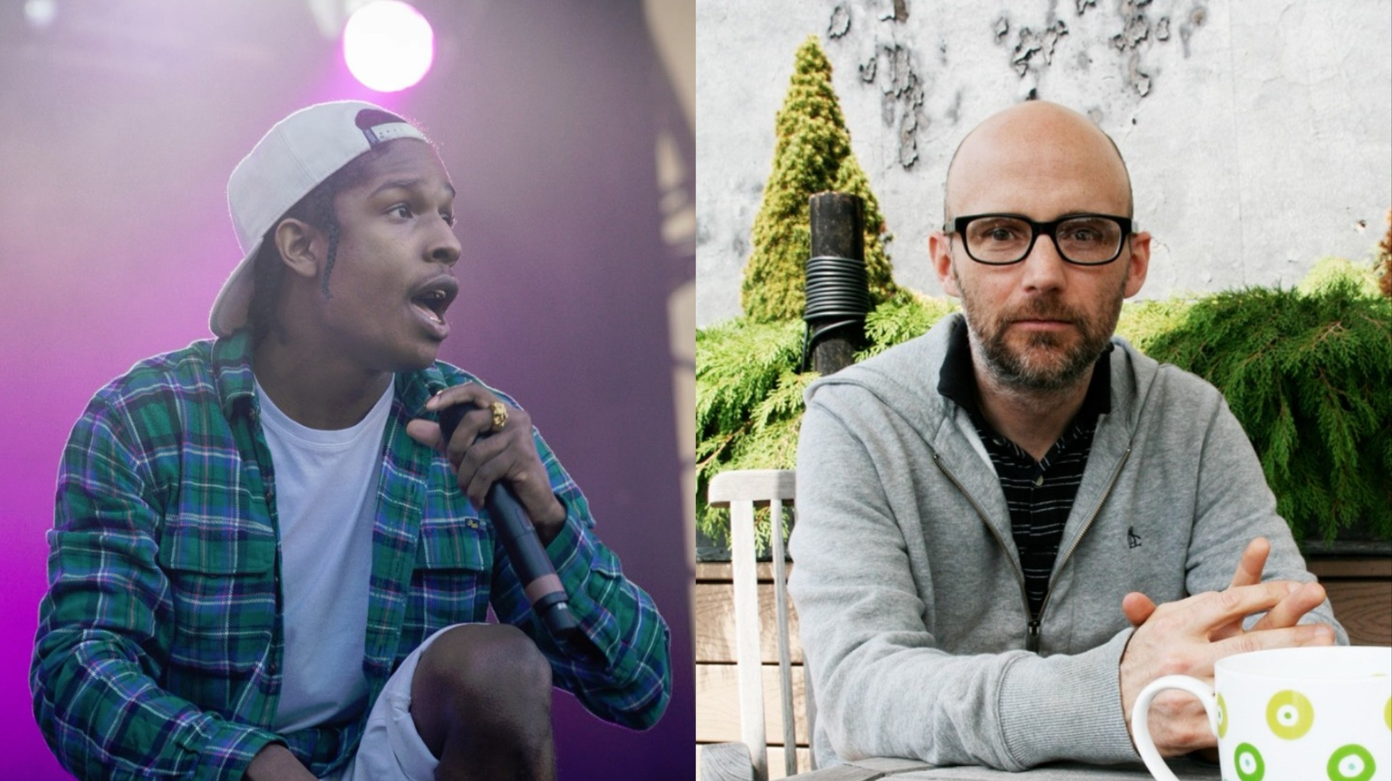 Listen to A$AP Rocky's New Moby-Sampling Track