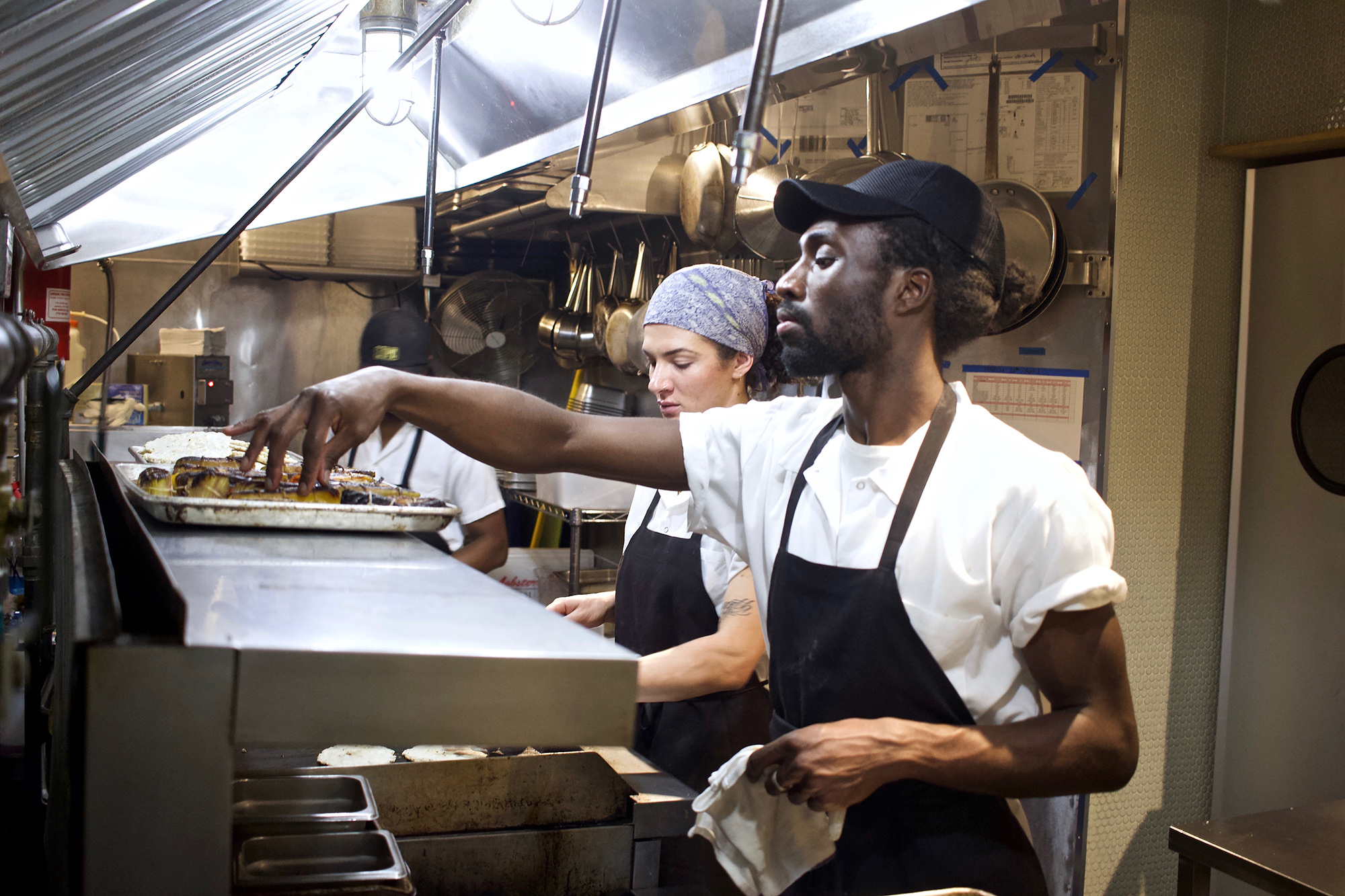 DeVonn Francis Is Bringing Jamaican Flavors to NYC's Queer Food Revolution