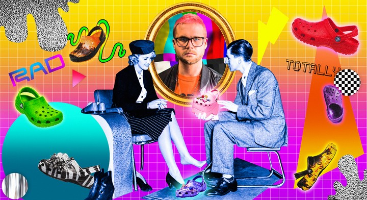 Crocs, 80s Excess, and Christopher Wylie: How Fashion Is a Conspiracy of Trends