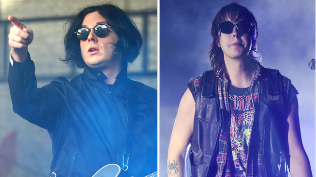 b3b9113fd Jack White and Julian Casablancas Don't Give a Shit Anymore - VICE