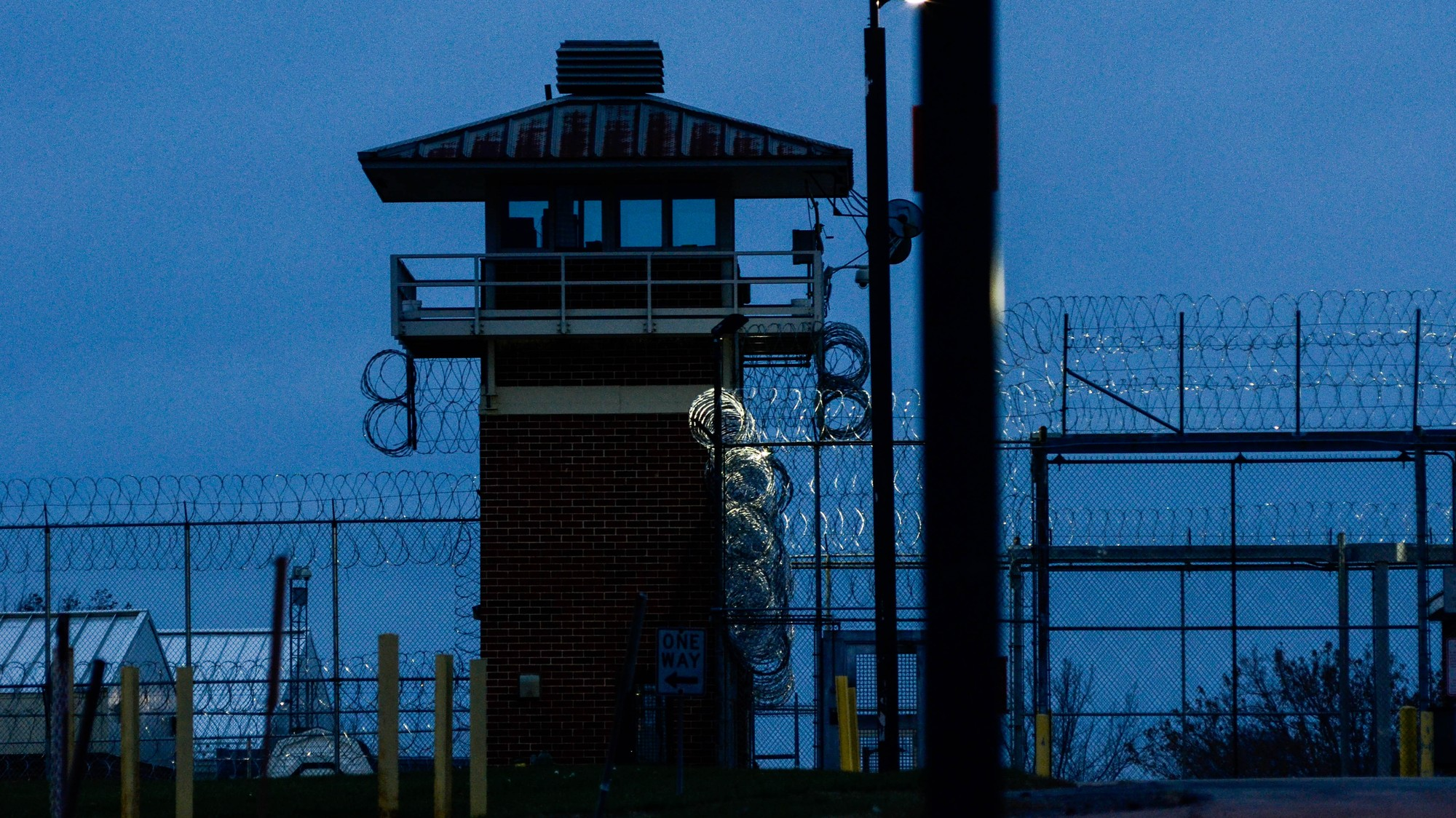 Cameras Actually Tamed Attica, the Brutal Prison I Used to