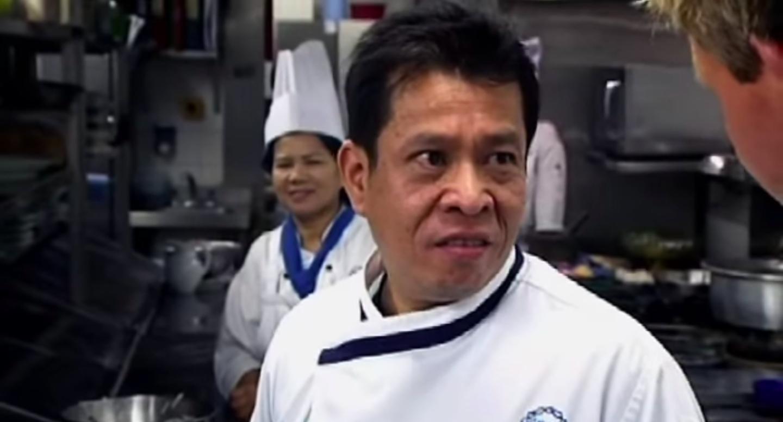 Please Enjoy This Video of Gordon Ramsay Getting Roasted for His Trash Pad Thai