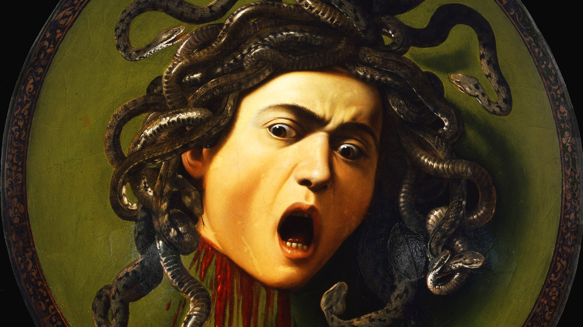 The Timeless Myth of Medusa, a Rape Victim Turned Into a