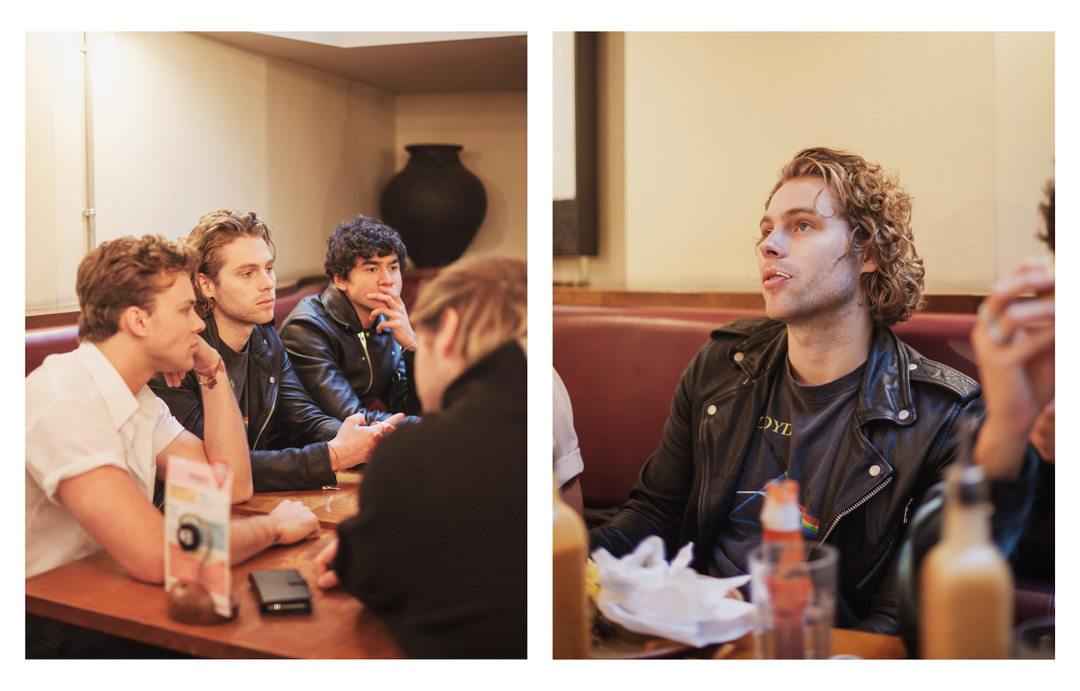 Who is 5 seconds of summer dating outfit