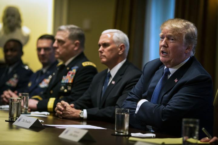 Trump Seems Like He's Edging Toward Firing Mueller, Maybe