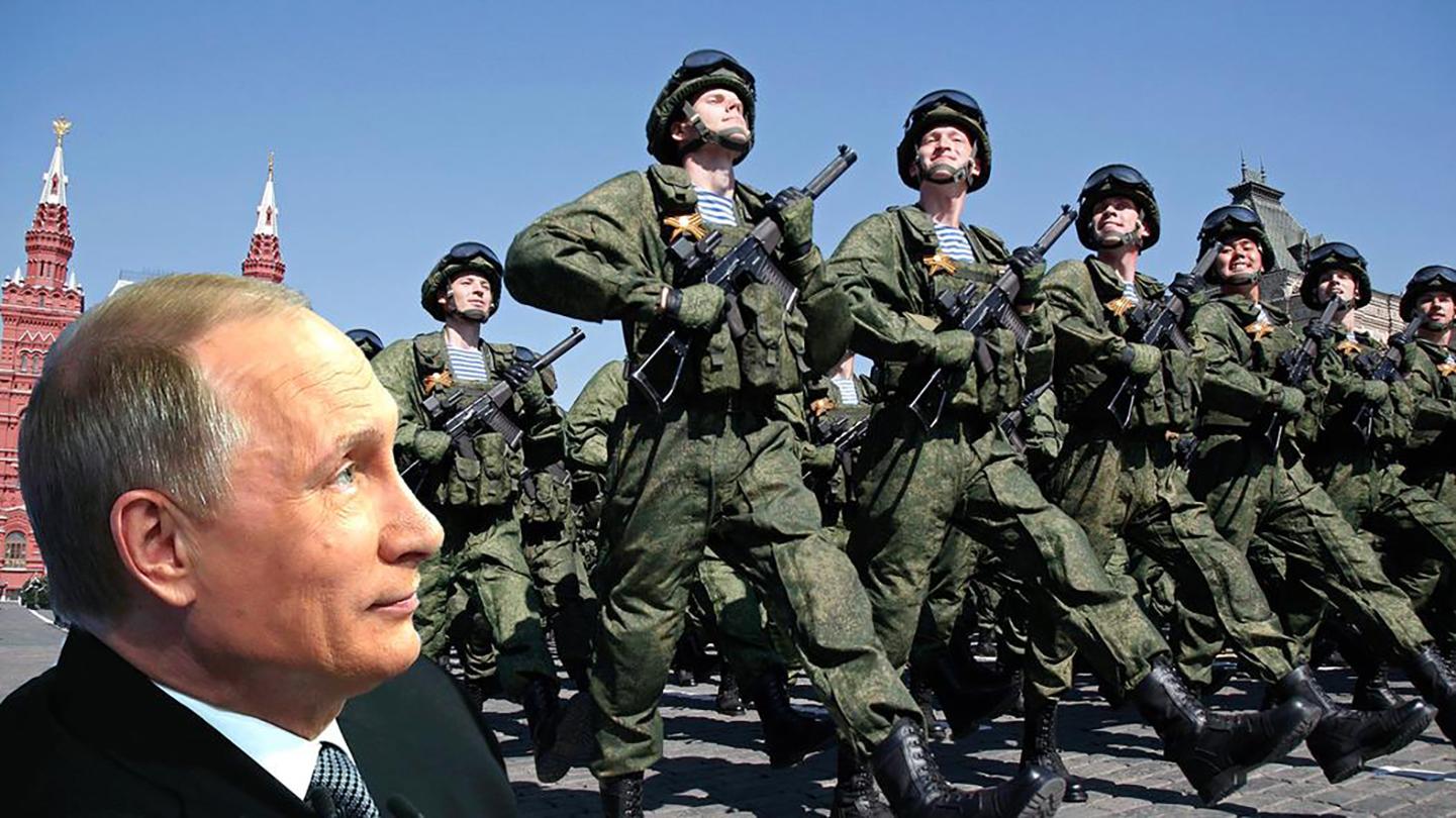 Svart ingripa militart