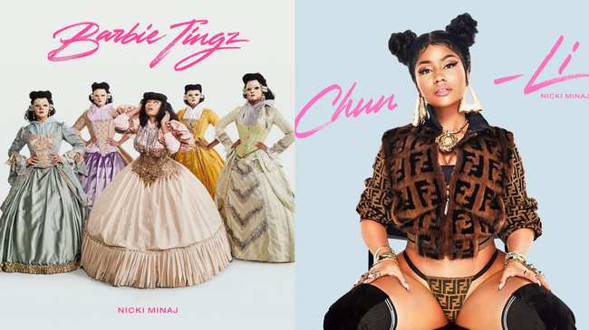 Nicki Minaj Is Back With Barbie Tingz And Chun Li Noisey