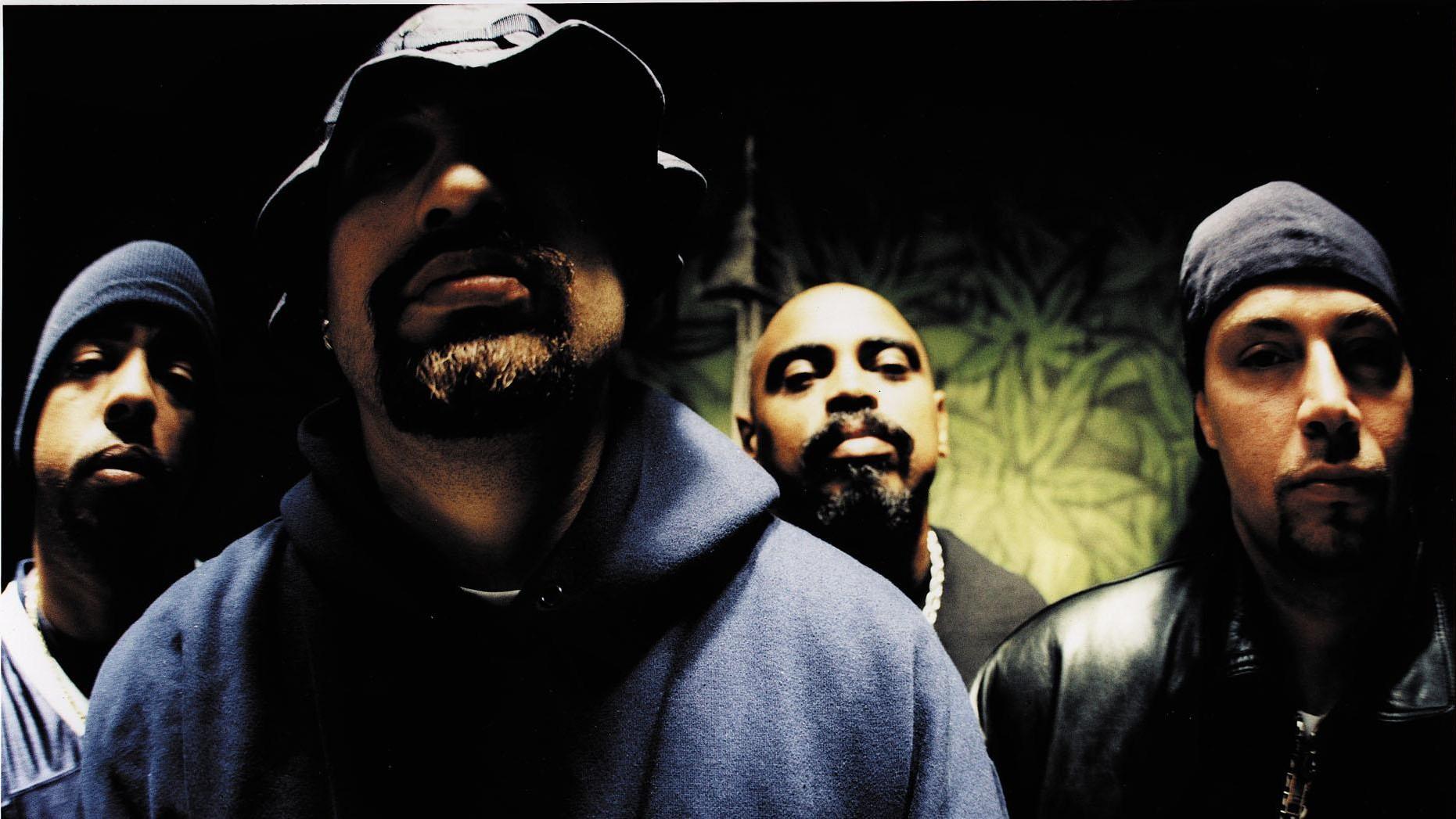 Estas Son Las 5 Canciones Más Fumadas De Cypress Hill