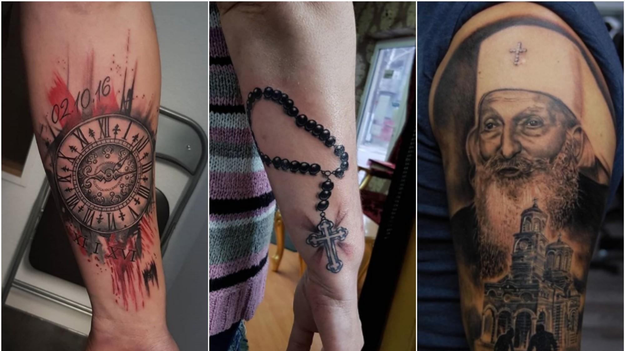 Tattoo Majstori Iz Srbije Govore šta Treba Da Prestanete Da