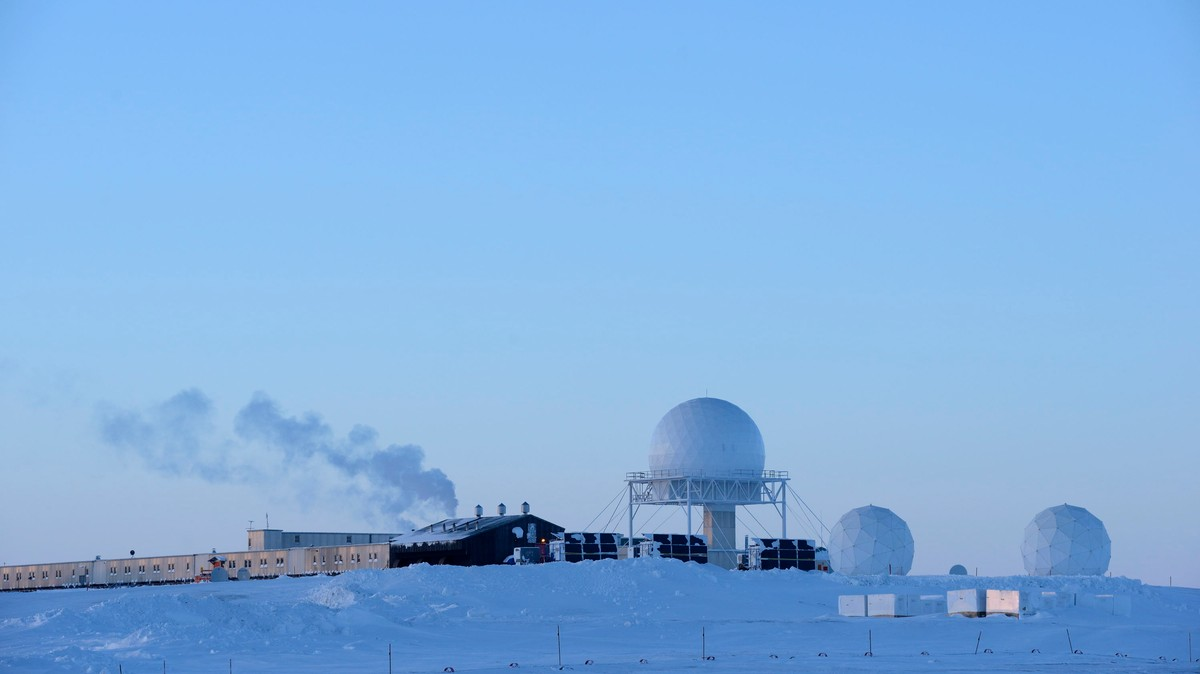 A 'Quantum Radar' System Will Watch for Stealth Aircraft and Missiles in the Arctic