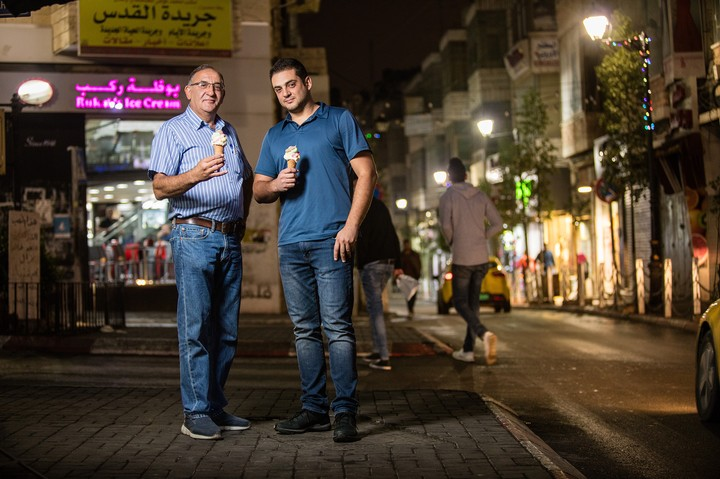 This Ice Cream Shop Is So Good that Israelis Sneak into Palestine to Eat There