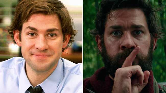af3154751d1cd Being Afraid of Horror Movies Helped John Krasinski Direct  A Quiet Place