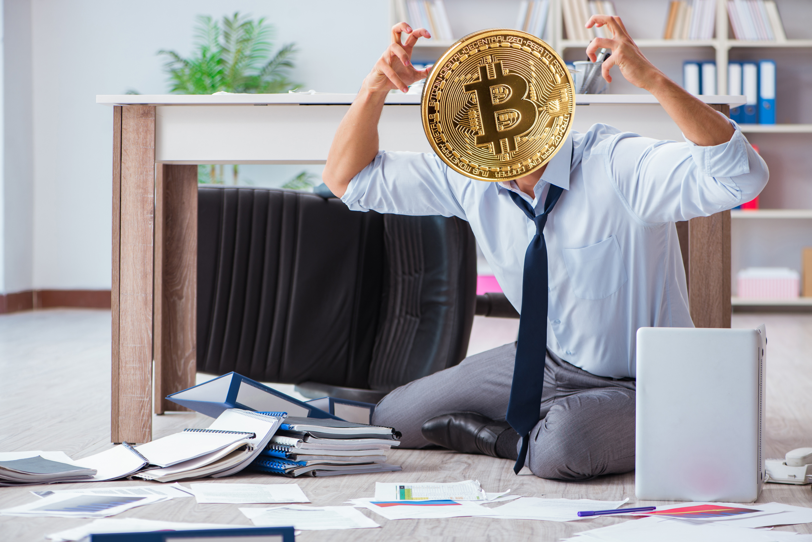 People Who Own Cryptocurrency Are Getting Slammed With More Taxes