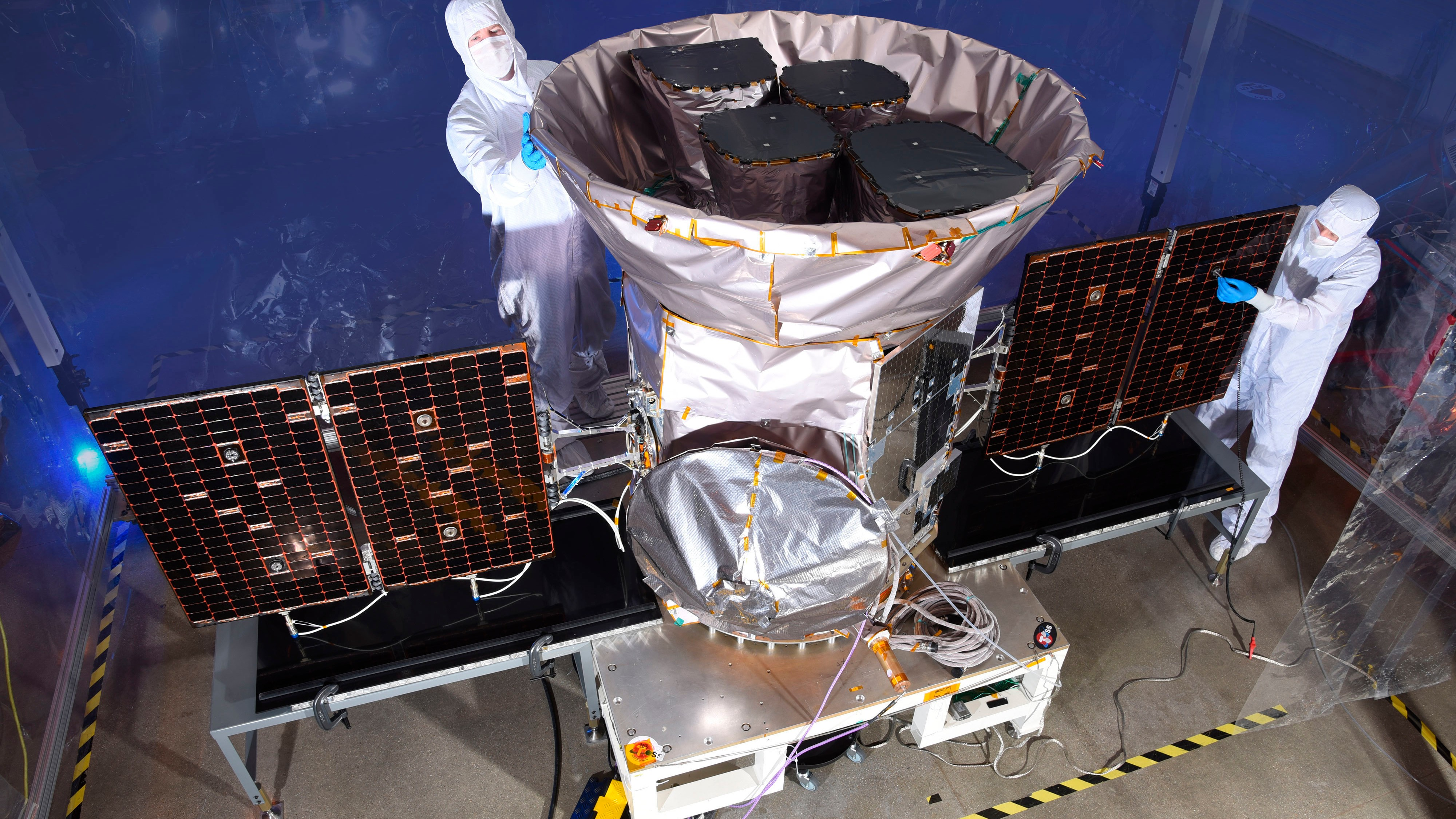 What you need to know about NASA's new planet-spotting satellite