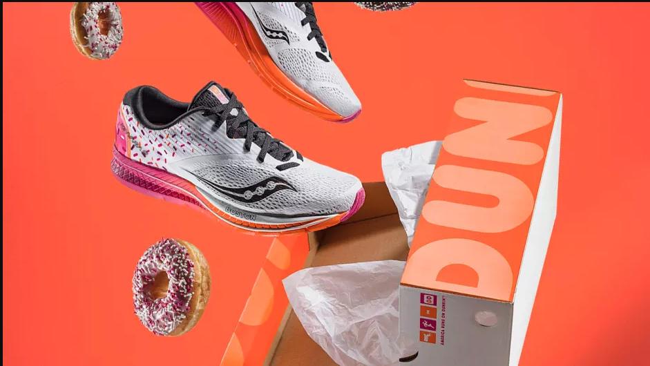 Can a Piping Hot Dunkin' Donuts Collab