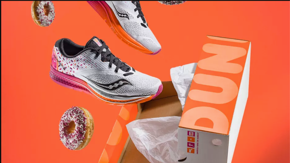 Can a Piping Hot Dunkin  Donuts Collab Make Sneakerheads of Us All  - GARAGE 49874cc63a1