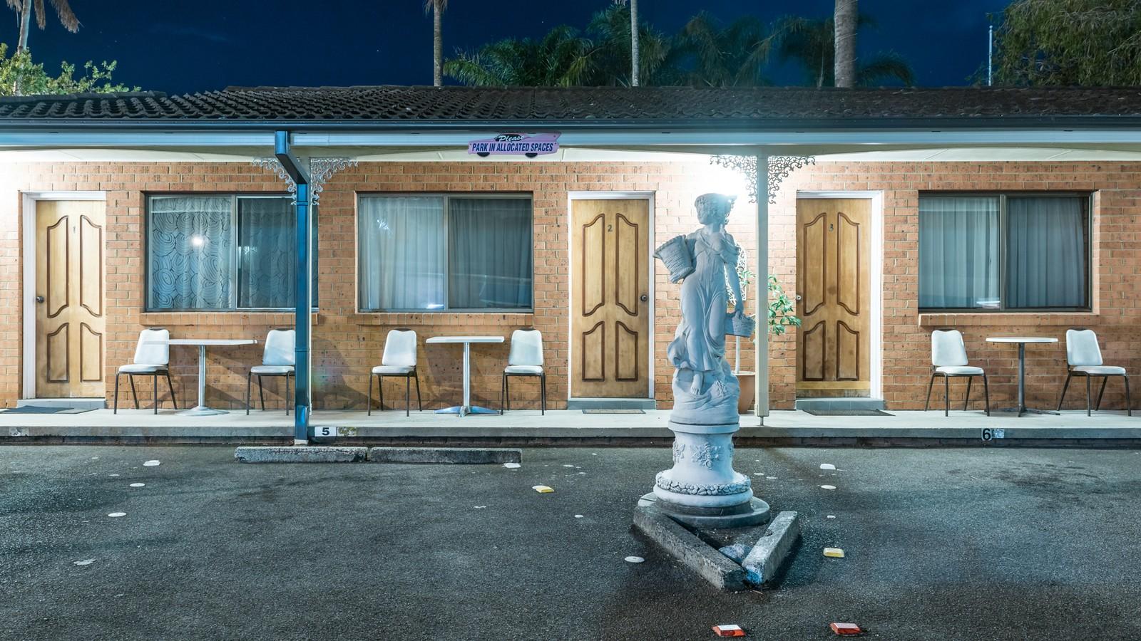Ces photos de motels australiens vont vous faire un bien fou