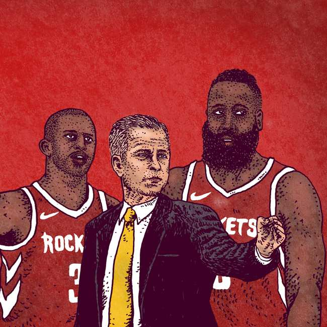 4a41602e Meet the Defensive Genius Behind the Rockets' Championship Push - VICE