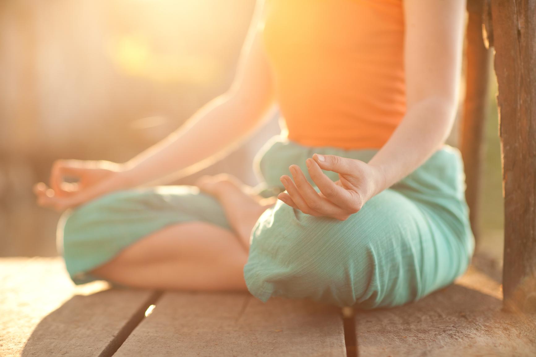 Melting Into Meditation (Mind Bathing Series)