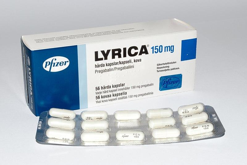 Lyrica in men sexual side effects