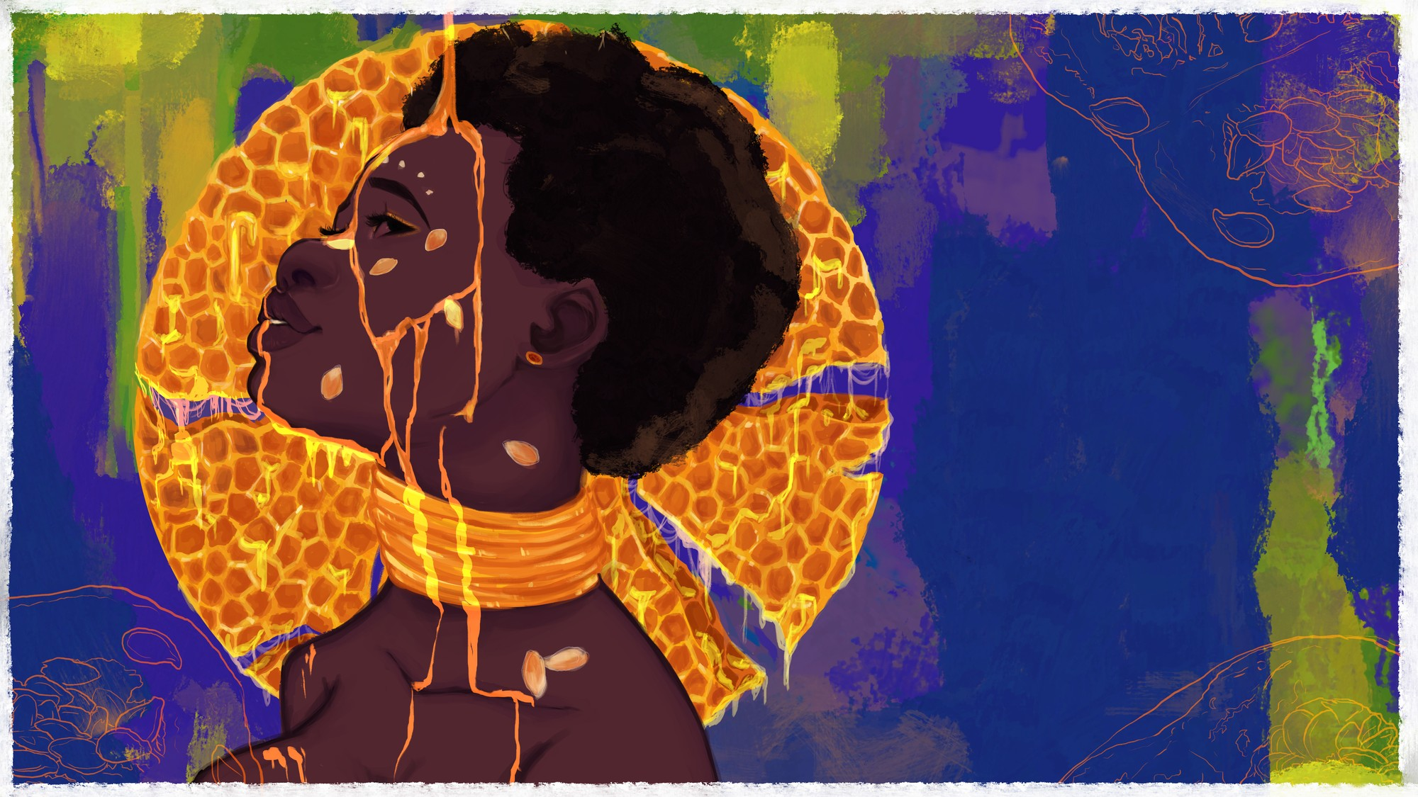 How to Invoke Oshun, the Yoruba Goddess of Sensuality and