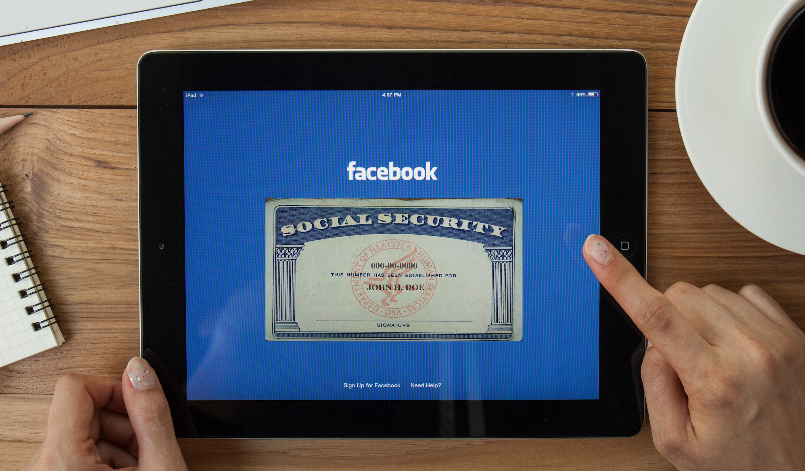 Vice Security - Hosted For Years Social Has Stolen And Numbers Facebook Identities