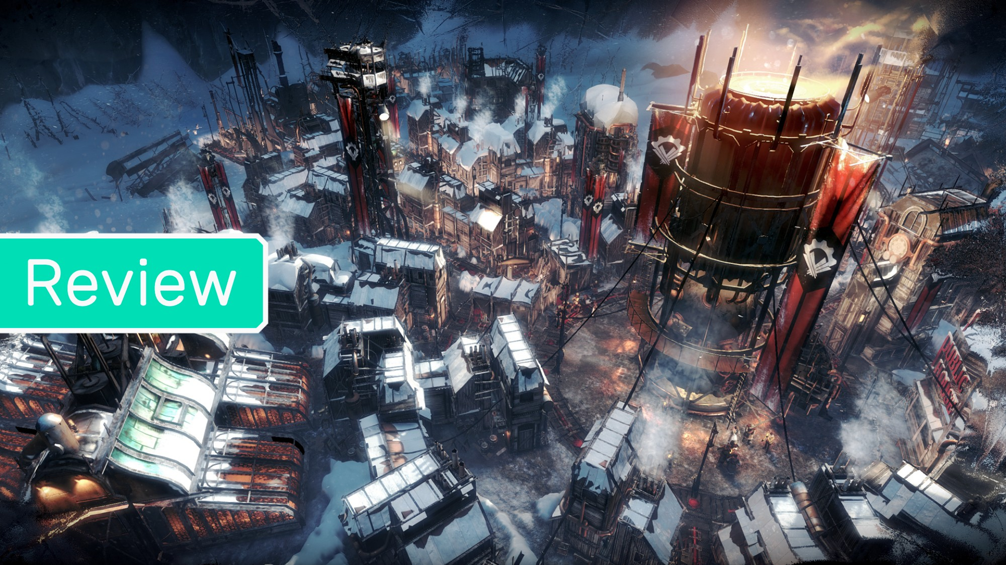 The Industrial Apocalypse of 'Frostpunk' Is More Truth Than