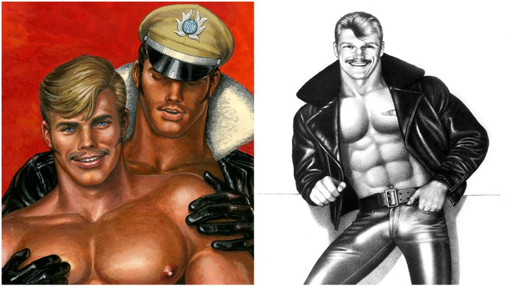 Tom of Finland's Explicit Art Radically Changed How We View Gay Sexuality