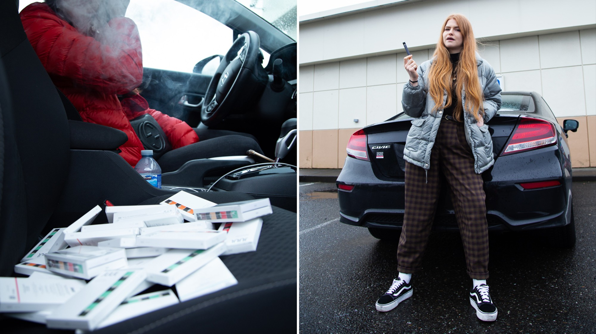 I Followed Vape-Smuggling Teens to Find Out Why They're So
