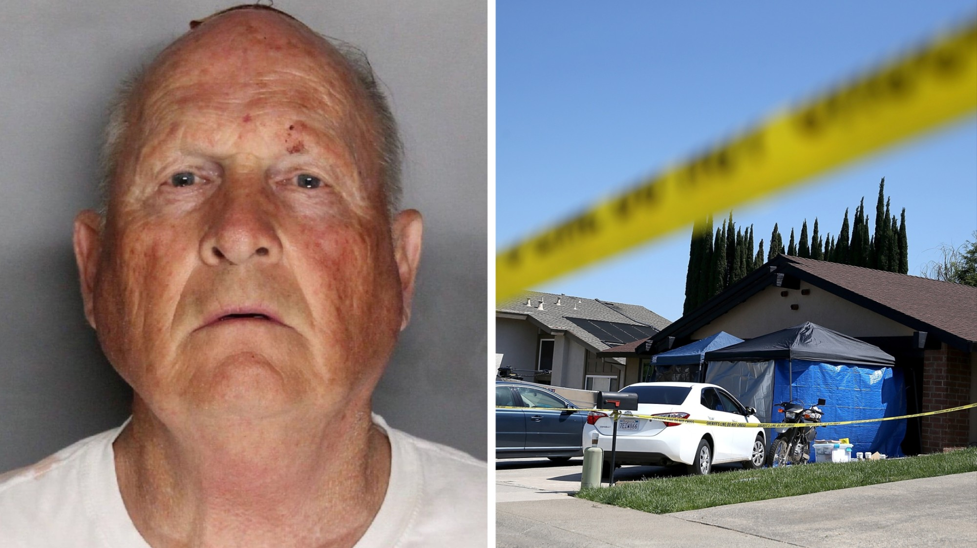 The Long, Brutal Saga of the Ex-Cop Called the 'Golden State